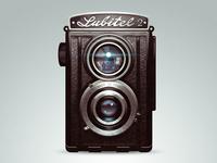 Lomo Lubitel Camera