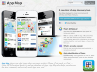 AppMap homepage