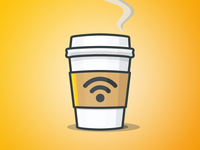 Café Wifi rebound, round 2 post-alpha (c/o Will Kelly)