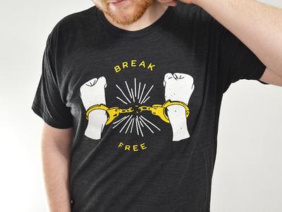 Golden Handcuffs Shirt