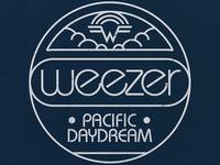 Weezer / Pacific Daydream Launch Merch