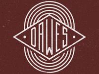 Dawes / Camper Mug