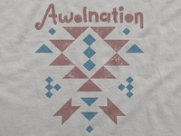 Awolnation / Southwest T-Shirt