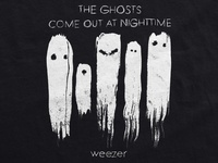 Weezer / The Ghosts Come Out At Nighttime