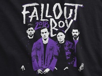 Fall Out Boy / 2018 Europe Tour T-Shirt