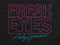 Andy Grammer / Fresh Eyes T-Shirt