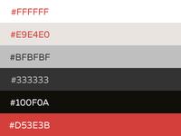 Rebrand Color Scheme