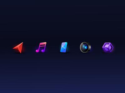 hmi icon design ui icon gui