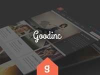 GoodInc WordPress Theme