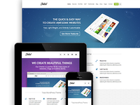 Total Minimal WordPress Theme
