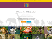 Zoo - Total WordPress Theme Demo