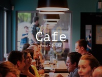 Cafe - Total WordPress Theme Demo