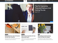 Free Wordpress Blog Theme - Powered by WPExplorer