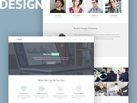 Vanilla Pro Business Web Design