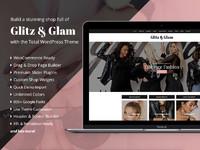 Total glitz glam theme