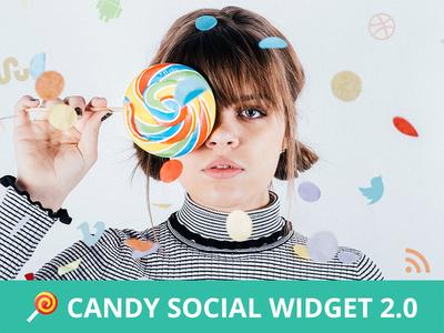 Candy Social Promo
