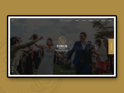 La Unión Awards Website