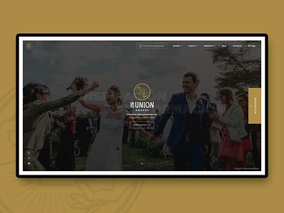 La Unión Awards Website website agency website agency product design web photography latinamerica ui concept design webdesign ui design