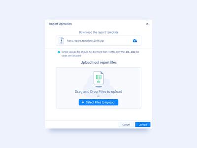 UI Kit | Download and upload progress card drag drop input kit ui type file icon upload download