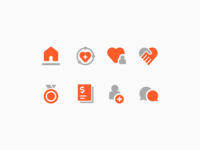 Ami Project | User center Icons