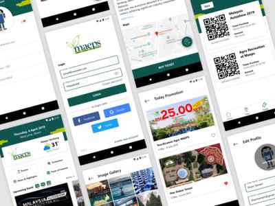 Mobile Community Platform ticketing info guide community platform mobile app