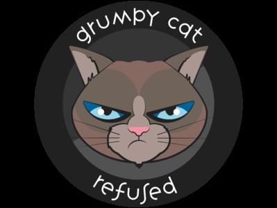 Grumpy Cat Seal
