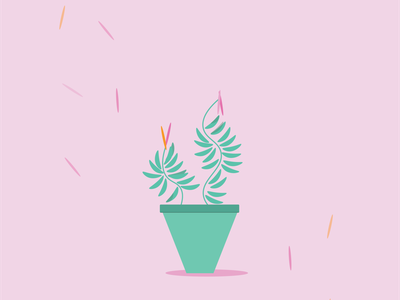Plantie illustration