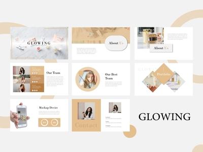 Glowing Presentation