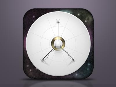 satellite_v02 universe communications satelite space mobile phone ios