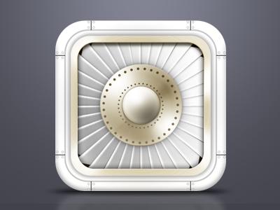 Propulsion icon emgine air ios apple hd retina mobile phone photoshop 4