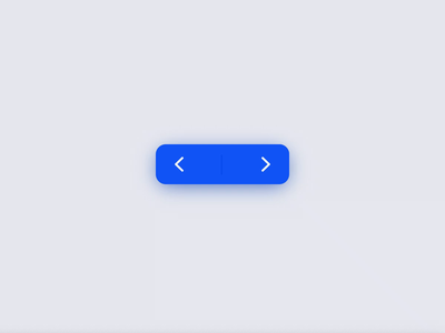 Button // Next - Previous Action design concept prototype transition mobile ui interaction blue codepen dailyui mobile microinteraction minimal ux cta motion animation button ui design