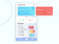 Multi Bank Account Manage - Prototype