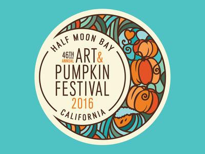 Pumpkin Festival Logo (Concept)