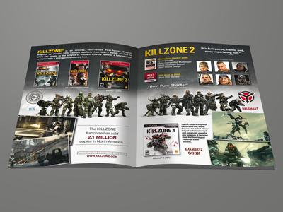 Killzone® Licensing Brochure (layout)
