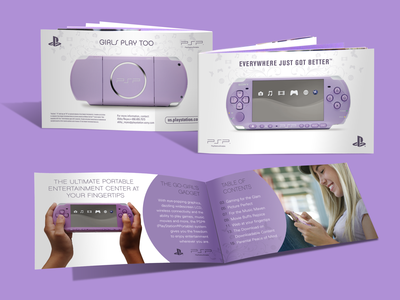 Lilac PSP Launch Booklet