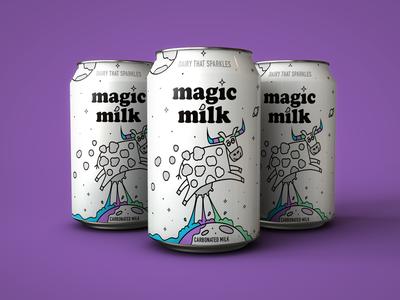 Magic Milk   Dairy That Sparkles!