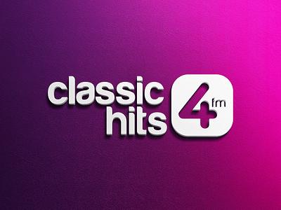 Classic Hits 4fm logo
