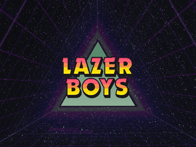 Lazer Boys logo