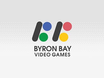 Byron Bay Video Games logo