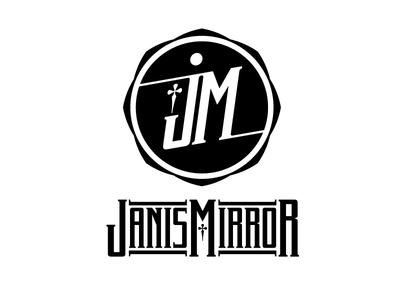 JM logo proposal logo black and white