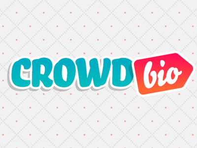 Crowdbio website logo