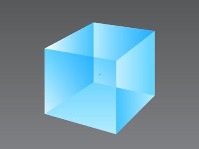 Metric Tonne cube 3d