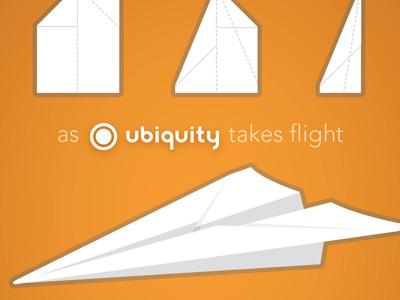 Ubiquity Takes Flight
