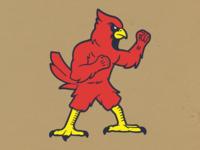 Fightin' Cardinal