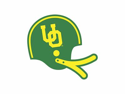 OREGON APPAREL helmet sports oregon football ducks