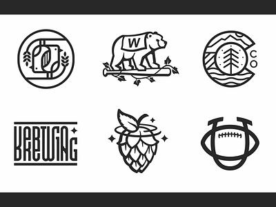 LogoLounge 10 branding minimal identity icon sports logo logolounge