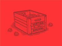 Vertigo Brewing -  Raspberry Wheat