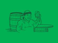 Vertigo Brewing - Friar Mikes India Pale Ale