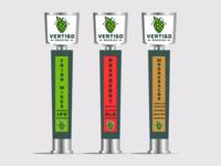 Vertigo Brewing Tap Handles