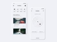 Neumorphism shareit app